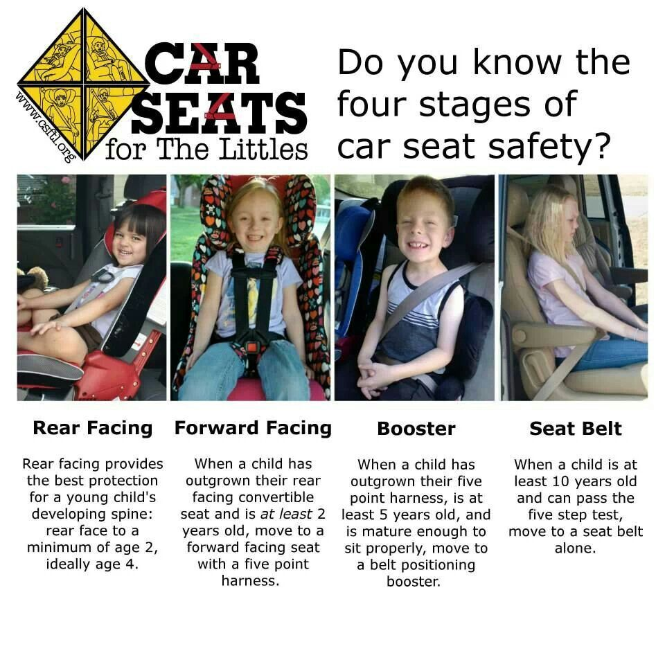 car seat for the littles	  Car Seats for the Littles 4 Stages of Car Seat Safety | Baby Gear ...