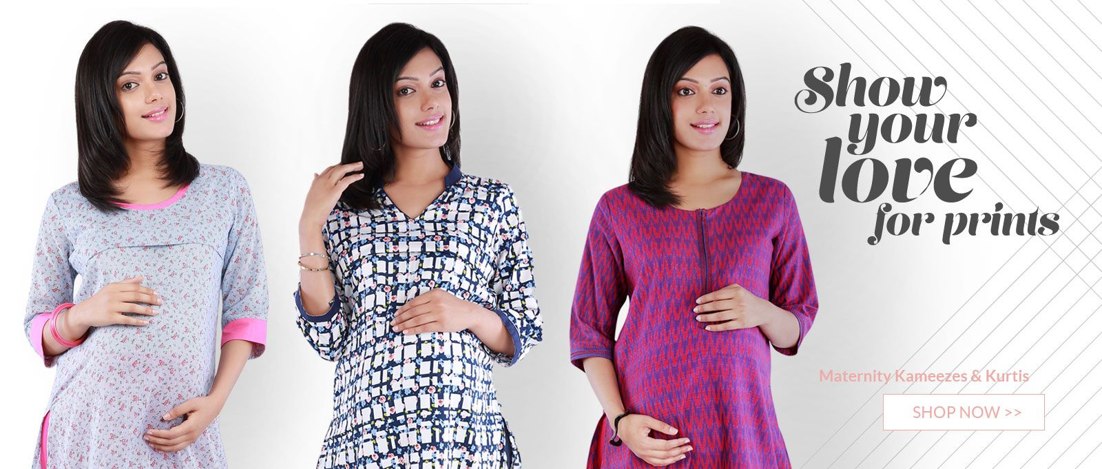 2073c89033c2f Morph Maternity Ethnic Wear With Concealed Nursing Options ...