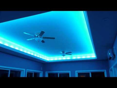 Pin By Snoozy On Home Design Lighting Led Lighting Bedroom Bedroom Ceiling Light Led Strip Lights Bedroom