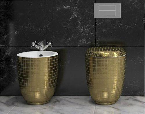 7 interessante Ideen für WC Design \u2013 stilvolles Badezimmer - badezimmer einrichten ideen
