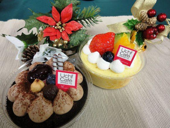 ローソン・プレミアムロールケーキ(豪華バージョン)
