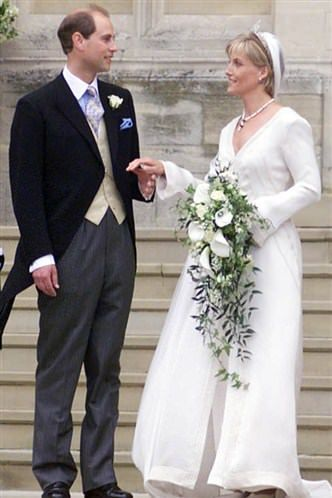 Wedding Wednesday The Royal Dresses Through Ages