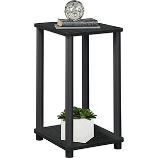 Best Buy Home Verona 1 Shelf Telephone Table Black At Argos 640 x 480