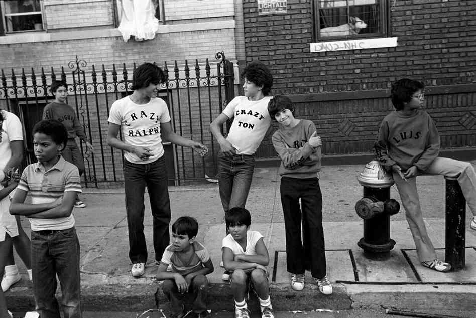 Stephen James - (from Bronx Boys)