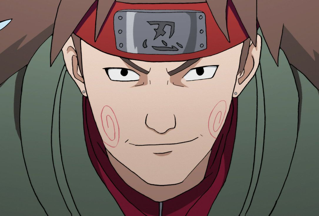 Choji Naruto