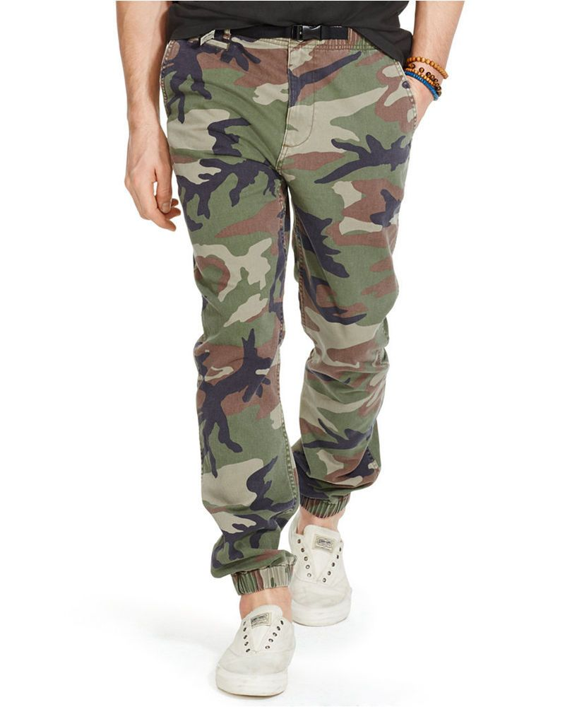 Mens Casual Loose Pants Trousers Fashion AMEKAJI Retro Patchwork Pocketes Hot
