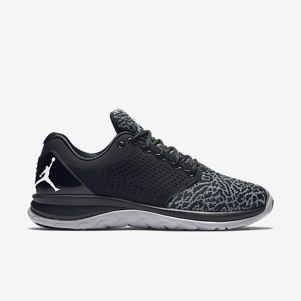 check out 185be f2bb3 Nike JORDAN Trainer ST Mens Shoes 10 Black Wolf Grey 820253 010  Nike…