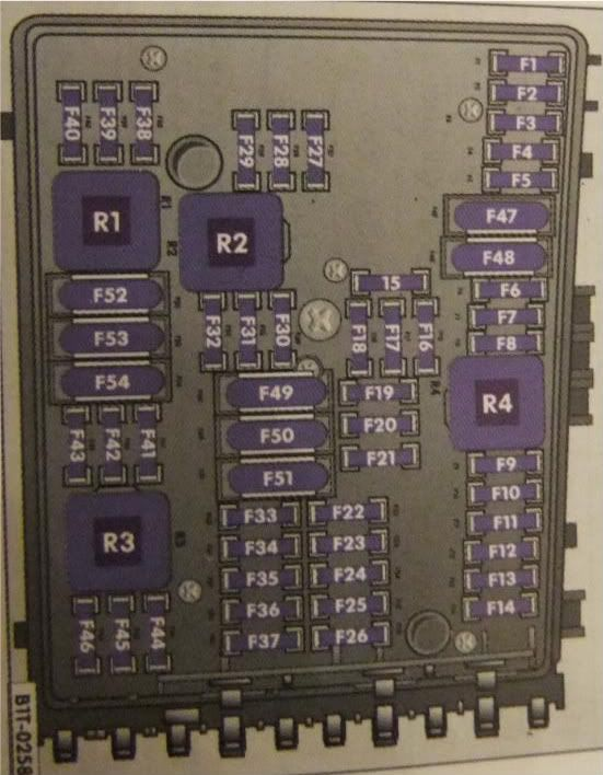 Mk4 Golf Tdi Fuse Box : Jetta tdi fuse diagram in the handbook anymore