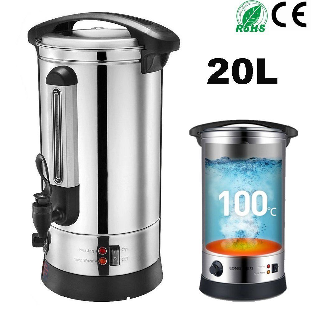 electric catering kettle