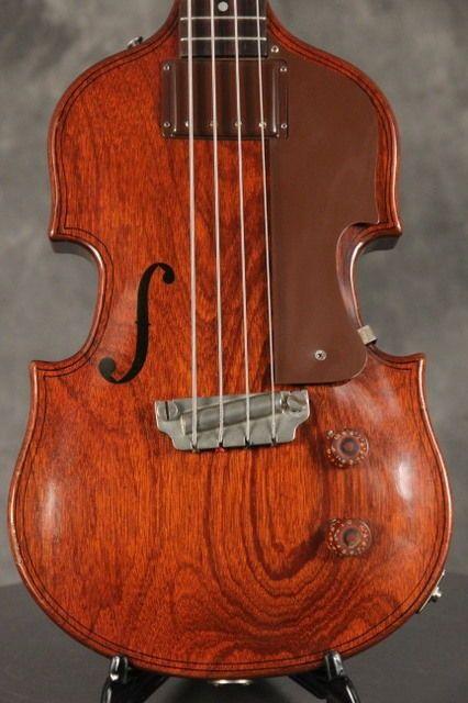 original 1957 gibson eb 1 bass w telescope stand orig hardshell case bass bass. Black Bedroom Furniture Sets. Home Design Ideas