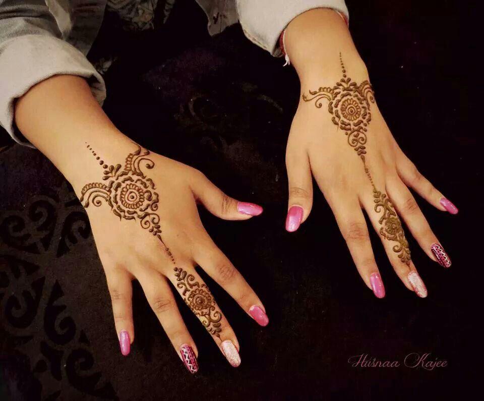 Henna Love Henne Tatouage Ongles