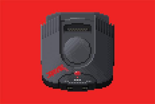 Walter Newton Atari Jaguar Atari Jaguar Atari Jaguar