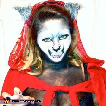 Little Red Riding Hood / The Wolf Costume - 2013 Halloween Costume Contest via @costumeworks  sc 1 st  Pinterest & Little Red Riding Wolf - Halloween Costume Contest at Costume-Works ...