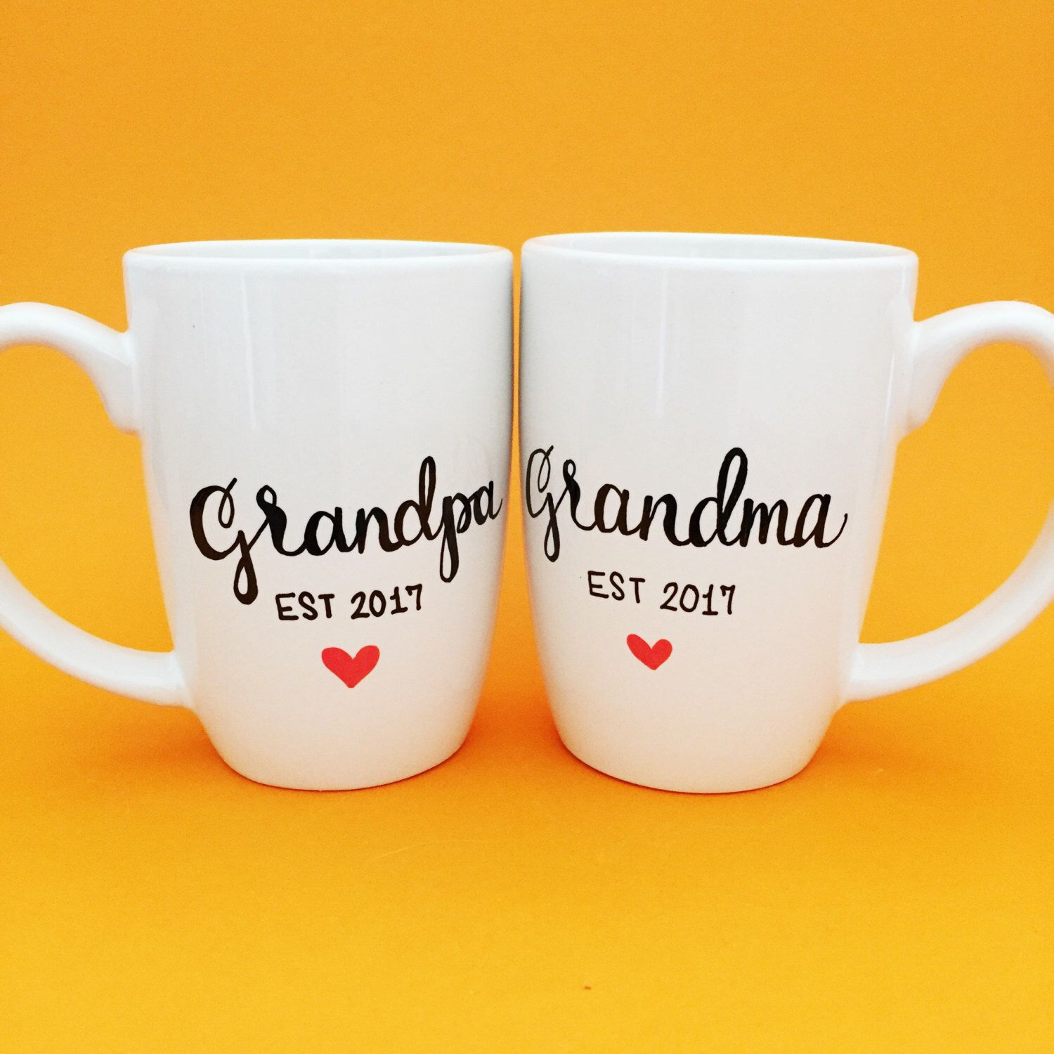 Pregnancy Reveal Pregnancy Announcement Grandparents Mug Baby – Etsy Baby Announcements