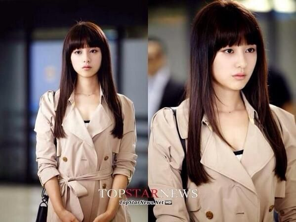 Beautiful KimJiWon as Rachel Yoo in TheHeirs . Do you miss her?
