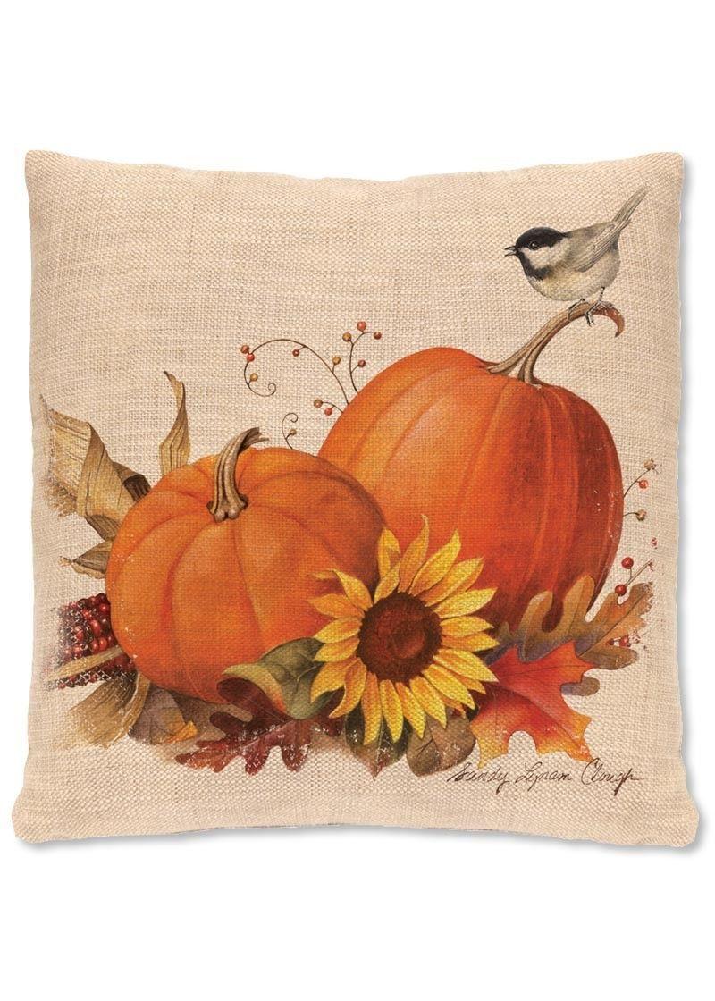 Harvest Pumpkin Pillow Cover | Products | Pinterest | Pumpkin pillows