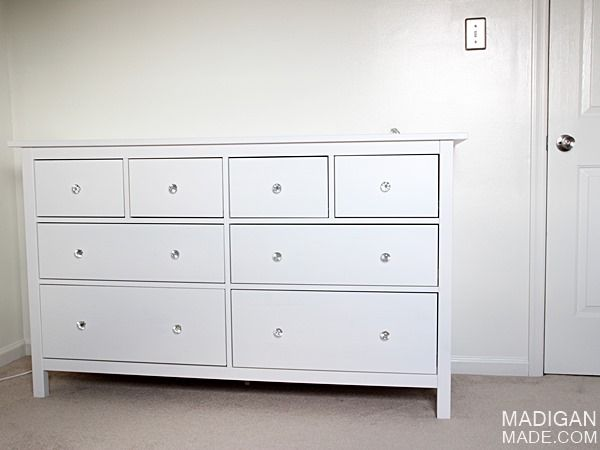 IKEA HEMNES dresser   a simple white baby dresser idea. IKEA HEMNES dresser   a simple white baby dresser idea   Beachy