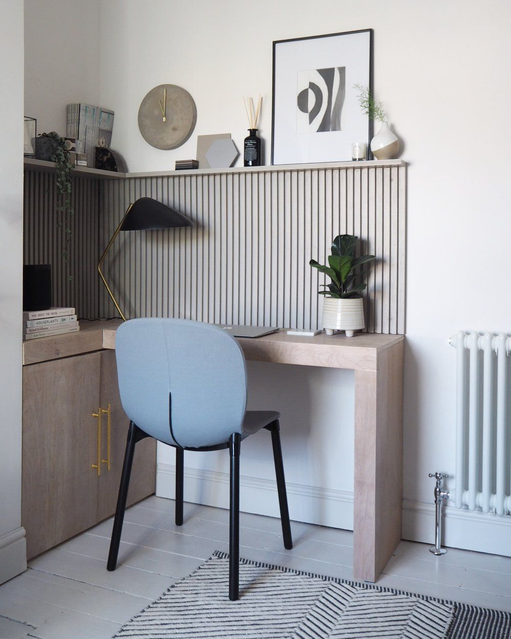 SPARE ROOM OFFICE MAKEOVER REVEAL