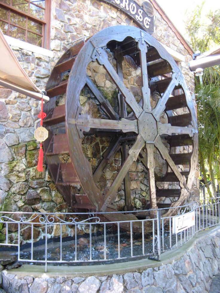 728 best images about Water Wheels / Grist Mills / Mills on Pinterest .