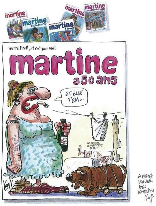 Martine a 50 ans   Proverbes drôles, Martine humour, Humour