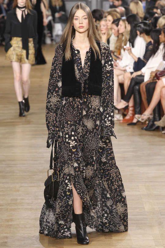 70s Folk Herbstwinter 201516 Mode Trends Mode Vogue What