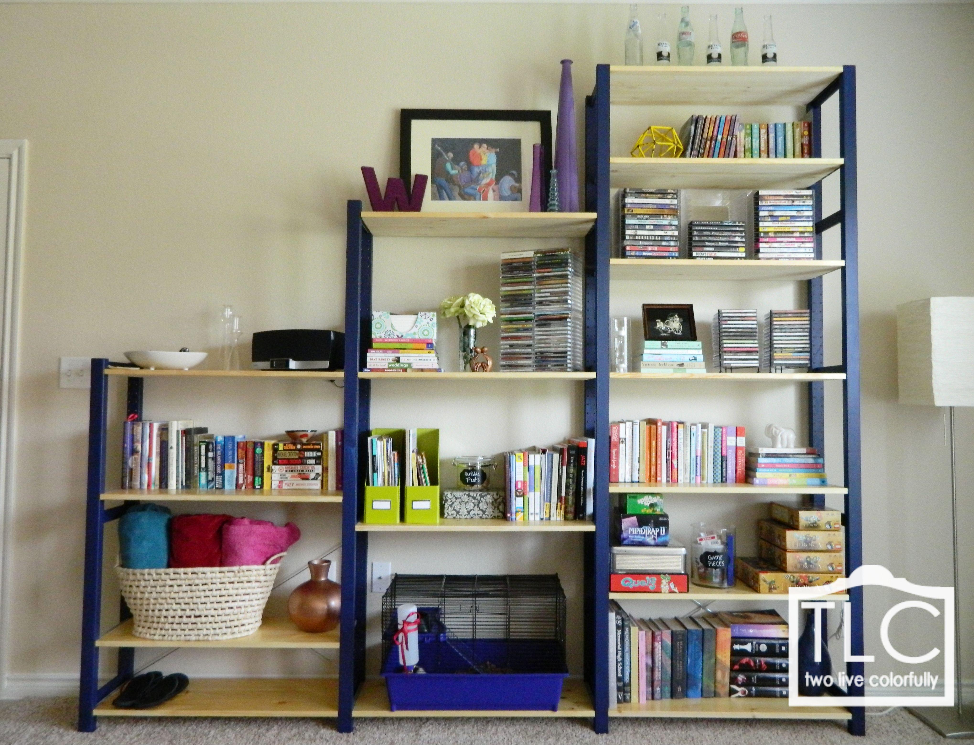 ikea ivar bookcase ivar ideas pinterest ikea storage. Black Bedroom Furniture Sets. Home Design Ideas