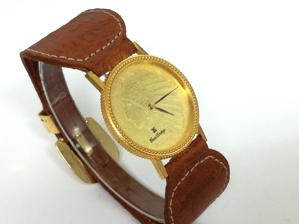 Reloj pulsera COCCI LORENZO Quartz Original movimiento MORIOKA TOKEI Y482F ba3265e0e332
