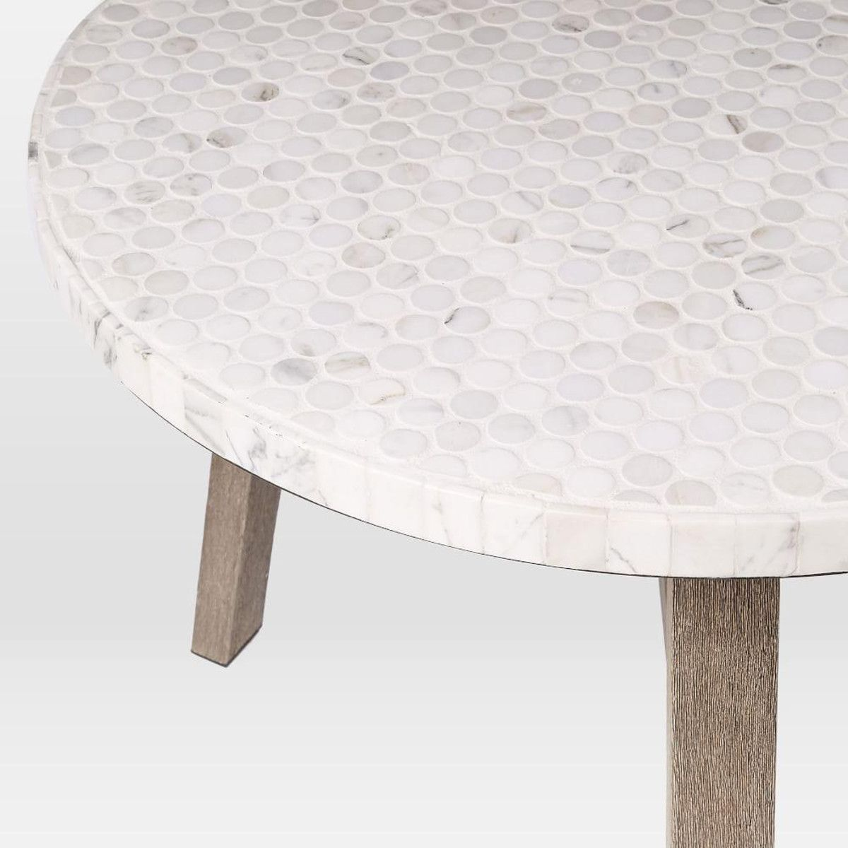 Best Mosaic Outdoor Bistro Table White Marble Bistro Table 640 x 480