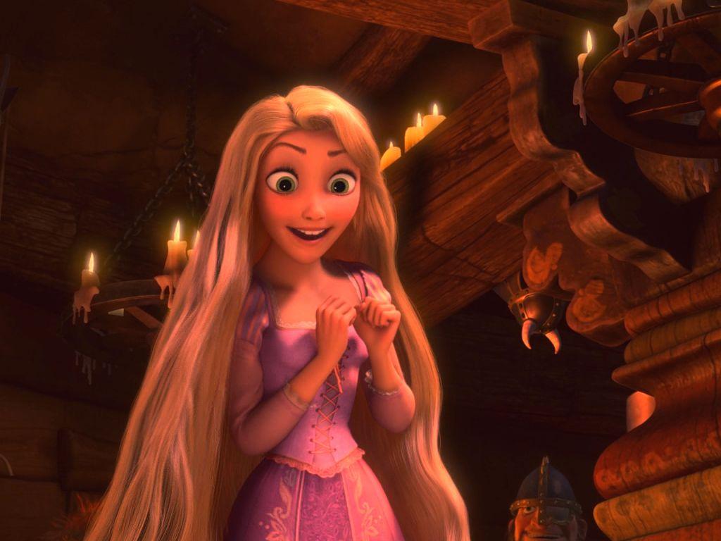 Rapunzel ディズニー壁紙 プリンセス ディズニーラプンツェルの