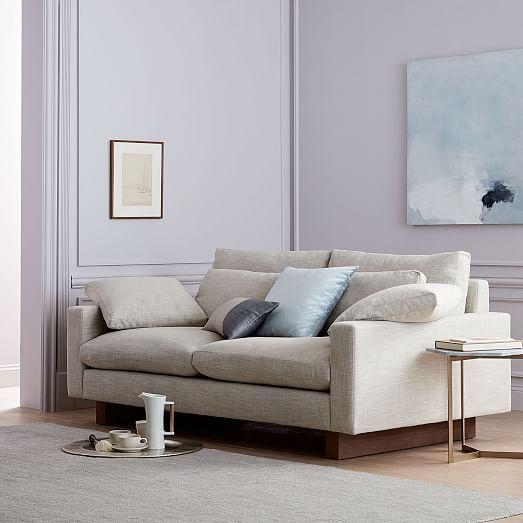 Harmony Down-Filled Sofa (76\