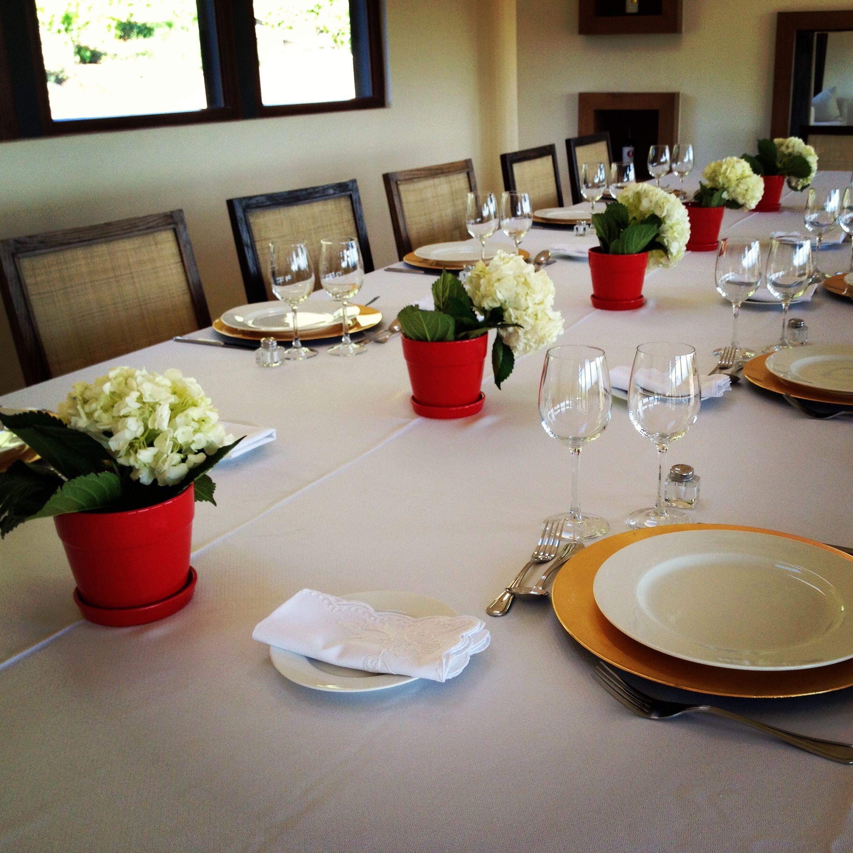 Mesa Para Almuerzo Decoracion Mesas Decoracion De Eventos