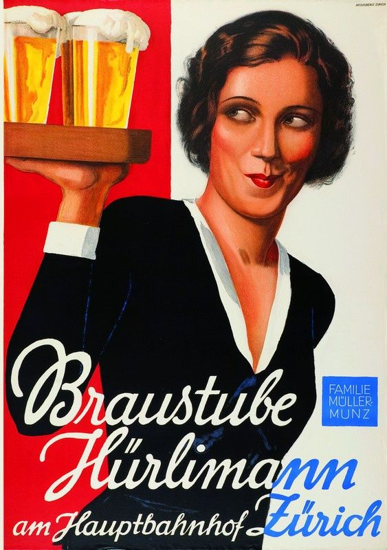 Laubi Hugo - Braustube Hürlimann