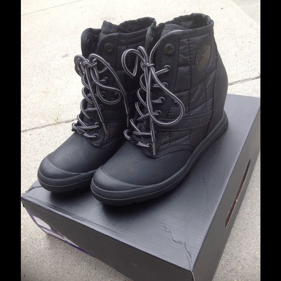 fad38d2f3231 Sheikh sneaker boot wedge remix Sheikh sneakers boot wedge remix (NEW)  Sheikh Shoes Ankle