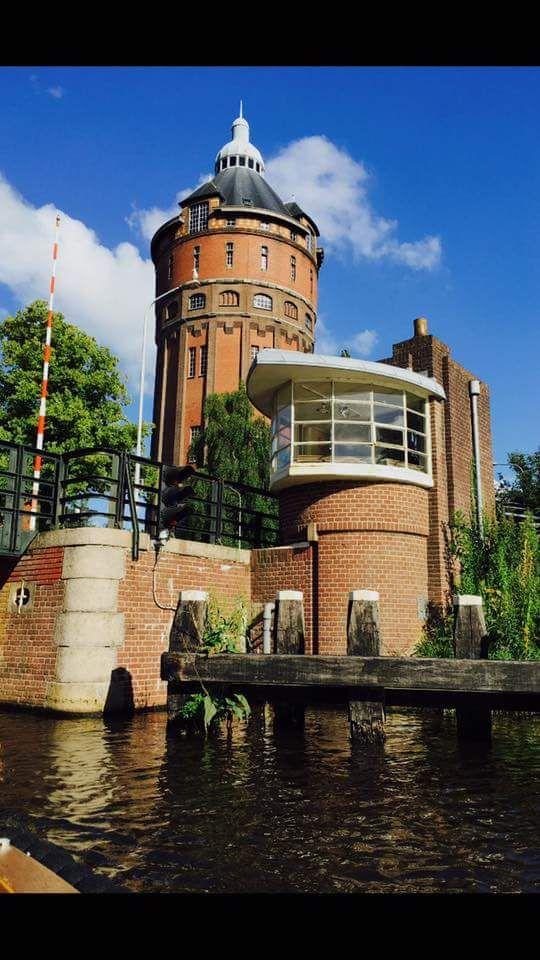 Watertoren-Varen-Diepsloep-Diep-Restaurant-Groningen
