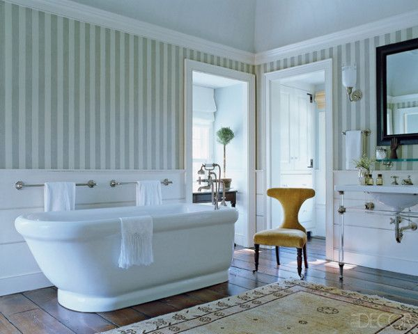 The Most Comfortable Baths Have One Thing In Common | Tubs, Bath and ...