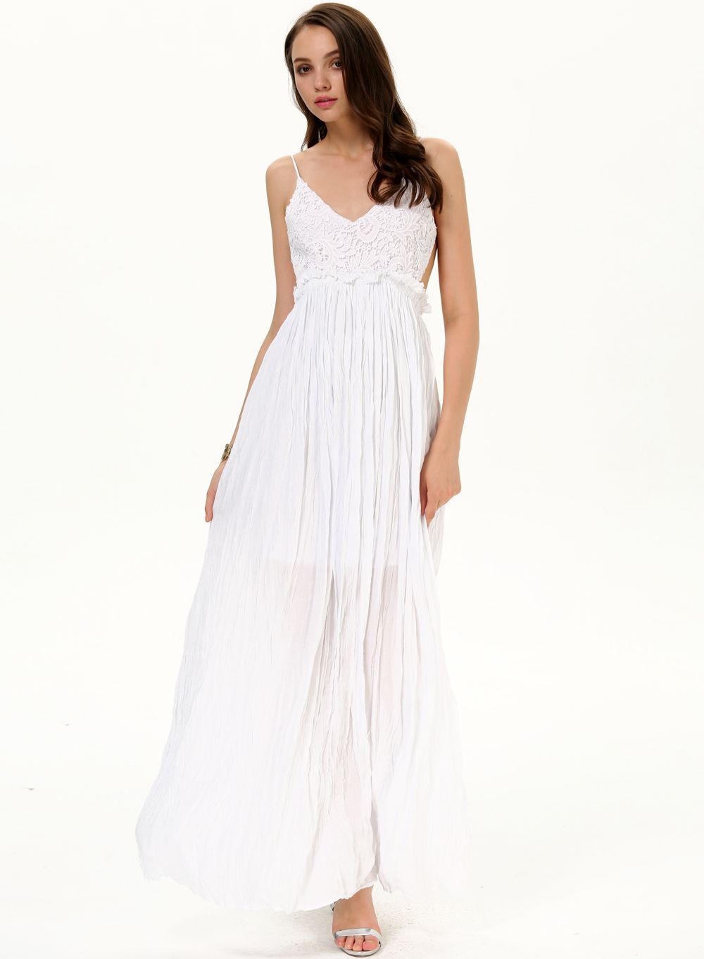 Whitelongmaxidress white maxi dress pinterest shops maxi