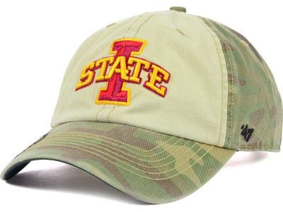 save off 1abc6 6559a Cap · NCAA Operation Hat Trick Gordie  47 CLEAN UP Cap Hats. Iowa State  CyclonesCaps Hats