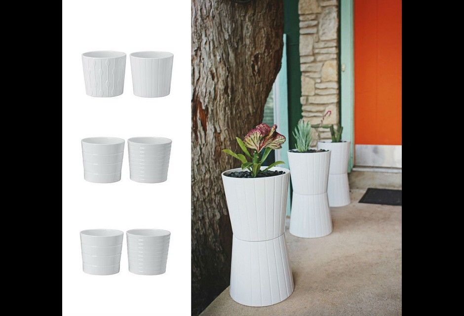 Canada Ikea Planters Curb Appeal Planters