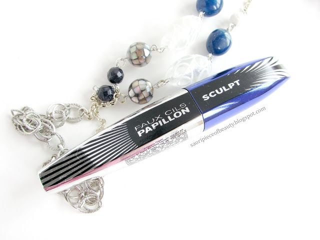 A piece of beauty: Тушь Faux Cils Papillon Sculpt от L'Oréal Paris. Е...