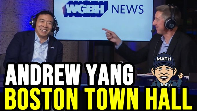 3 Yang2020 Twitter Search Twitter Social Media Coordinator Boston Town Town Hall