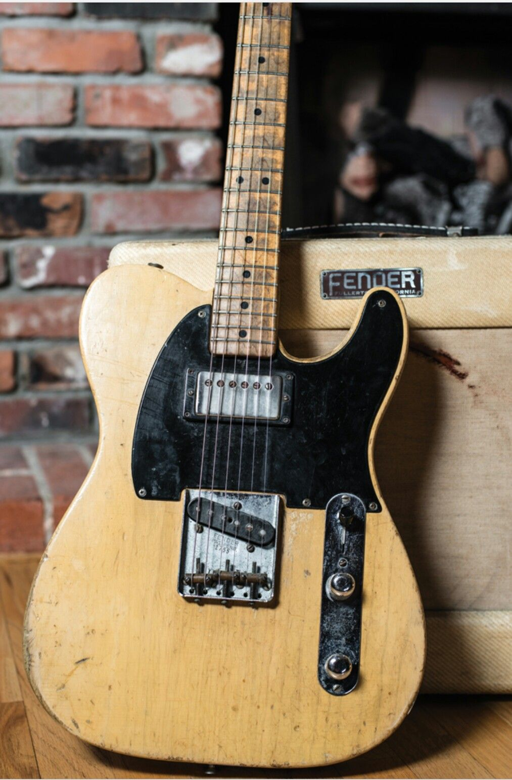 Joe Bonamassa 51 Nocaster 62 Gibson Paf Humbucker Fender Guitars Vintage Guitar Amps Fender Vintage