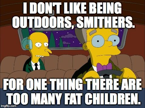 Meme Generator Imgflip The Simpsons Simpsons Rule Simpsons Quotes