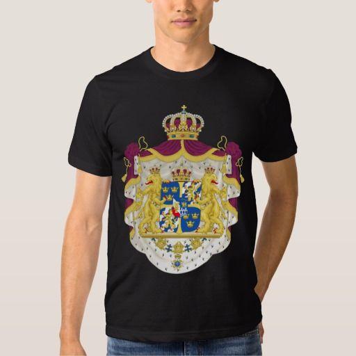 SWEDEN-COAT OF ARMS T-Shirt