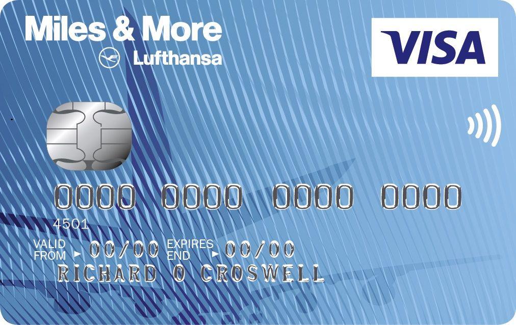 Miles & More | Visa Credit Card | MBNA UK