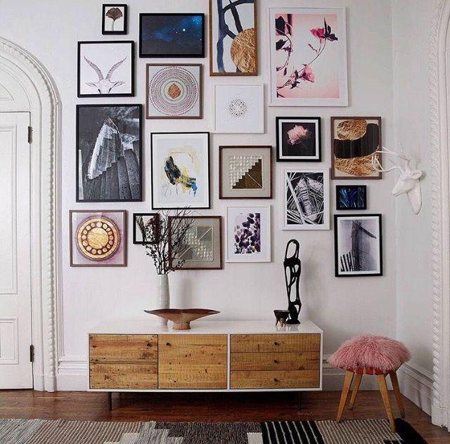 West Elm | Home office/study nook | Pinterest | Recibidor, Plaza y ...
