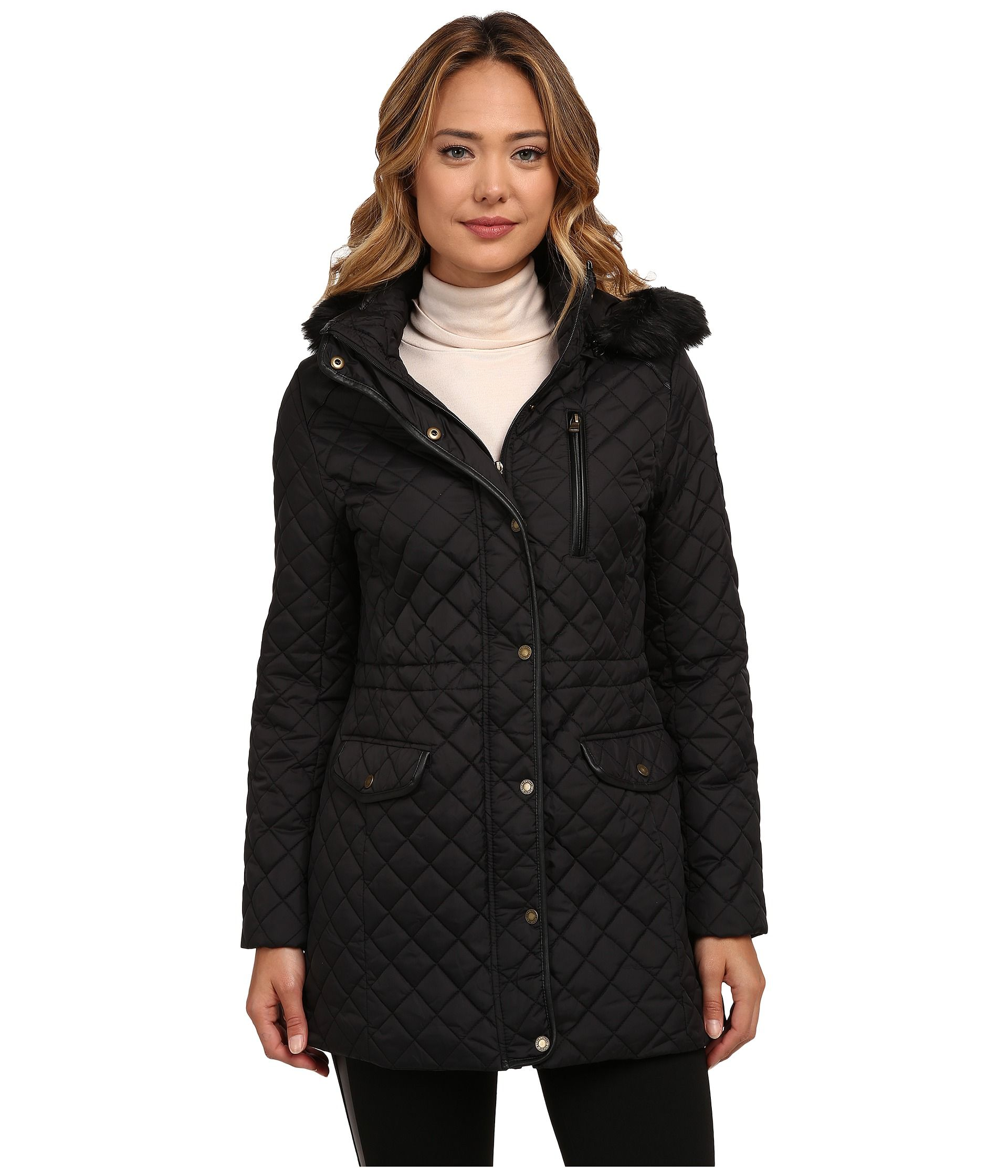 lightweight jacket quilted biker main leather kids faux quilt black itm new girls age yrs