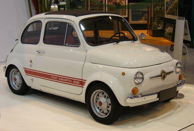 1964 71 Fiat Abarth 695 Esse Esse Ss Auto D Epoca Auto Fiat 500