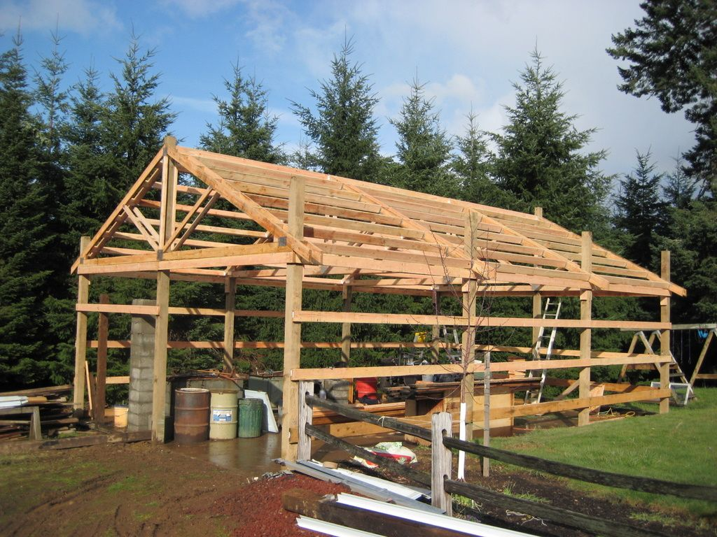 medium resolution of barns of ohio ohio pole barns buildings barn construction pictures