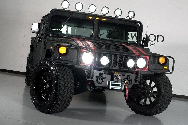 1997 AM General H1 Truck We Finance Dallas Texas