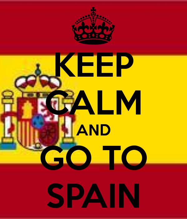 Ir a España en verano!